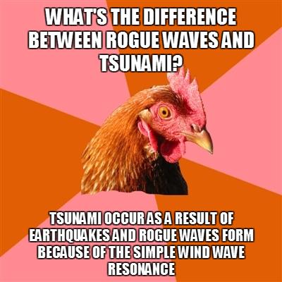Psychology | Friday begins on Monday Anti Joke Chicken Meme